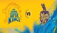 IPL 2018, CSK vs KKR: बवाल के बीच धोनी ने जीता टॉस, कोलकाता नाइटराइडर्स करेगी बल्लेबाजी