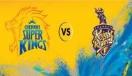 IPL 2018, KKR vs CSK: MS Dhoni wins the toss, elects to bowl
