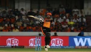 IPL 2018: गब्बर के तूफान में बहा राजस्थान रॉयल्स, हैदराबाद ने 9 विकेट से जीता मैच