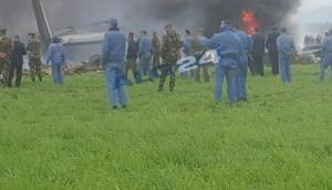अल्जीरिया: बौफारिक सैन्य हवाईअड्डे के पास सेना का विमान क्रैश, 257 लोगों की मौत
