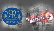 IPL 2018: राजस्थान रॉयल्स का स्कोर 150 के पार, बारिश की वजह से रुका खेल