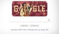 Here's how Google Doodle wished Bollywood's legendary actor, singer K.L. Saigal on his 114th birth anniversary