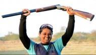 CWG 2018: श्रेयसी सिंह ने भारत की झोली में डाला 12वां स्वर्ण पदक, वर्षा कांस्य से चूकीं