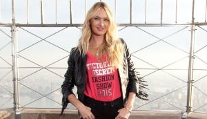 In photos: Victoria's Secret Model Candice Swanepoel shares beautiful nude baby bump photo