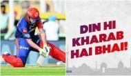 DD vs RR, IPL 2018: Delhi Daredevils batsman Colin Munro made this shameful record in rainy day match
