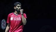 किदांबी श्रीकांत ने दुनिया में भारत का डंका बजाया, बने नंबर वन पुरुष बैडमिंटन खिलाड़ी