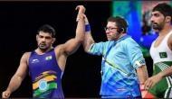 CWG 2018: सुशील कुमार ने जीता गोल्ड, एक मिनट में रचा इतिहास
