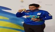 CWG 2018: 25 मीटर रैपिड फायर पिस्टल में अनीष ने दिलाया भारत को 16वां स्वर्ण पदक