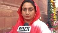 Navjot Singh Sidhu betrayed us, played with sentiments: Union Minister Harsimrat Kaur on Kartarpur Sahib row