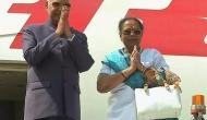 President Ram Nath Kovind reaches Australia making it a maiden Indian president visit