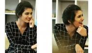प्रिया प्रकाश का ये लुक सोशल मीडिया पर मचा रहा है सनसनी, लोग उठा रहे हैं सवाल
