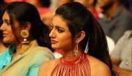 प्रिया प्रकाश की हवा-हवाई अदा ने फिर मचाया धमाल, वीडियो वायरल