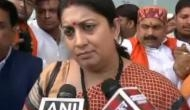 Whoever from BJP contests from Amethi will win: Smriti Irani