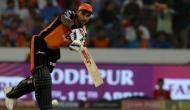 IPL 2018: हैदराबाद टीम से बाहर हुए धवन, इस युवा खिलाड़ी को मिला मौका