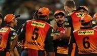 IPL 2018 : हैदराबाद ने केकेआर को 138 रन पर रोका, भुवी ने झटके तीन विकेट