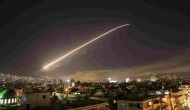 US-UK-France attack Syria; Russia blames United Kingdom of staging the chemical attack