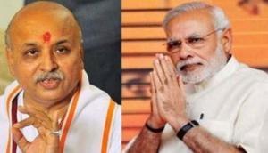 Narendra Modi has gone back on Ram temple, Article 370 promise: Praveen Togadia, former VHP president