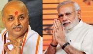 कभी नरेंद्र मोदी के साथ स्कूटर पर घूमते थे तोगड़िया, अब BJP के खिलाफ सारी सीटों पर लड़ेंगे लोकसभा चुनाव