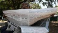 दुनिया का पहला ऐसा अखबार जो 91 साल से हाथ से लिखा जा रहा है