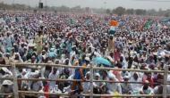 पटना में मुस्लिमों की बड़ी रैली, नफरत के खिलाफ 'दीन बचाओ-देश बचाओ' सम्मेलन
