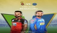IPL 2018: RCB का टॉस जीतकर गेंदबाजी का फैसला, राजस्थान रॉयल्स करेगी पहले बल्लेबाजी