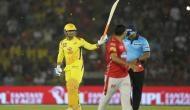 IPL 2018: शानदार पारी, आखिरी गेंद पर छक्का फिर भी CSK को जीत नहीं दिला पाए धोनी