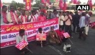 Special status: Statewide bandh in Andhra Pradesh