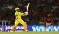 IPL 2020: धोनी ने चेन्नई सुपर किंग्स के अभ्यास सत्र के दौरान जड़ा शानदार शतक, देखें वीडियो