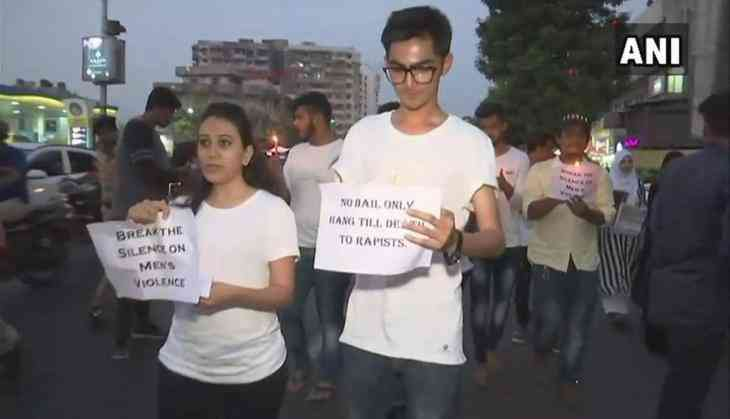 Surat rape: Public anger spills onto the streets even as Modi & Shah remain silent