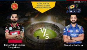 MI vs RCB, Match Preview - Prediction, IPL 2018: Rohit's gang to give a tough competition to Kohli's army