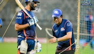 पहली जीत के लिए आज बेंगलोर से भिड़ेगी मुंबई, ये है सचिन-रोहित का प्लान