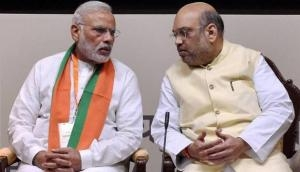Modi government completes 4 years: BJP chief Amit Shah says, 'Mayawati-Akhilesh Yadav alliance will be a challenge for BJP in 2019