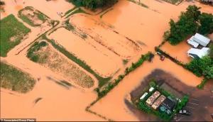 Tripura floods render around 600 families homeless