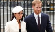 Prince Harry praised Meghan Markle at Commonwealth Youth Ambassador