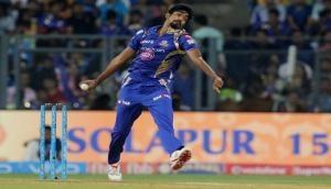 Watch: Jasprit Bumrah's fiery yorkers can strike fear into any batsman in IPL 2019