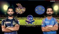 IPL 2018, KKR vs RR, Toss: Dinesh Karthik wins the toss and chose to field first
