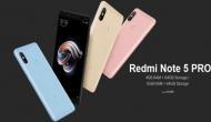 आज फिर होगी Redmi Note 5 Pro की बंपर सेल, मिल रहा है इतना डिस्काउंट
