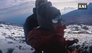 समन्यु पोथुराजु ने 7 साल की उम्र में रचा इतिहास, अफ्रीका की सबसे ऊंची चोटी पर फहराया तिरंगा