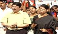 राज्यपाल-पत्रकार विवाद: भाजपा नेता ने कनिमोझी को बताया करुणानिधि की अवैध संतान