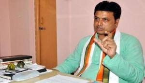 Tripura: Congress files complaint with EC, seeks immediate arrest of CM Biplab Deb