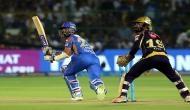 IPL 2018: राजस्थान रॉयल्स की खराब बैटिंग, KKR को दिया 161 रनों का टारगेट