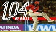 IPL 2018: मोहाली में गेल का आया तूफान और बन गया ऐतिहासिक रिकॉर्ड