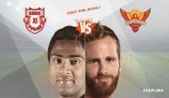 IPL 2018: मोहाली में भिड़ेंगे सनराइजर्स हैदराबाद और किंग्स इलेवन