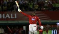 IPL 2018: गेल ने जड़ा 6वां शतक, हैदराबाद के सामने 194 रनों का लक्ष्य