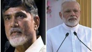 PM Modi wishes Andhra CM N. Chandrababu Naidu on his birthday