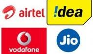 Jio vs Airtel vs Vodafone vs Idea: The best 1 GB recharge for you