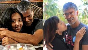 मिलिंद सोमन ने गर्लफ्रेंड के साथ शेयर की ये फोटो, क्या वाकई हो गया है ब्रेकअप?