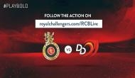 IPL 2018, RCB vs DD: Here are the final Playing eleven