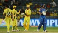 IPL 2018: धोनी के धुरंधरों ने नए घर में किया जीत से आगाज, RR को 64 रनों से हराया