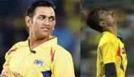 IPL 2018: What a fan did when CSK skipper MS Dhoni fan came on ground won everyone's heart; video goes viral